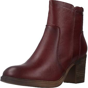 Carmela Booties 66871c Color Bordeaux