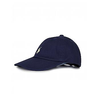 Polo Ralph Lauren Childrenswear Cotton Logo Baby Cap