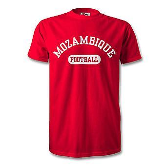 Camiseta de fútbol de Mozambique