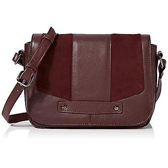 HotterErin Women's cross-body bag (Maroon)26.5x20x62 Centimeters (W x H x L)