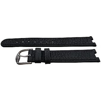 Authentische tissot Uhr Armband schwarz Kalb 16mm