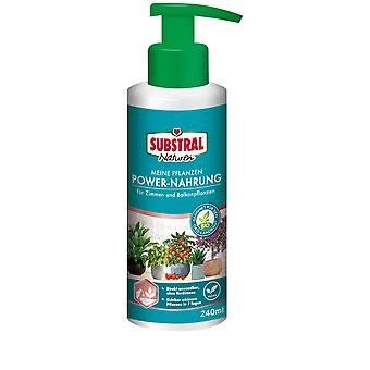 SUBSTRAL® Nature® My Plants Power Food, 240 ml