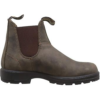 Blundstone Womens Blundstone Leather Closed Toe Ankle Fashion Boots