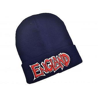 England Unisex Erwachsene Bronx gestrickte Mütze