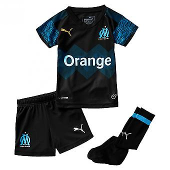 Marsella Puma Olympique Fútbol Set Away Mini-Kit 75355502