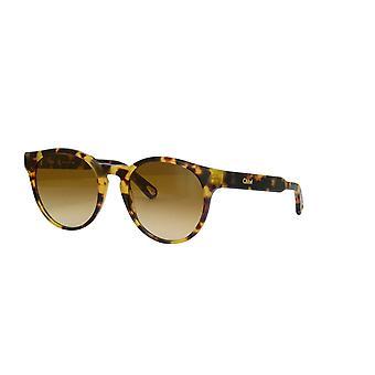 Chloe CE753S 218 Gafas de Sol Destaño havana/Brown Gradient