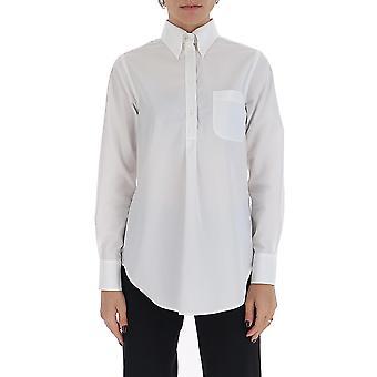 Thom Browne Fll089l03113100 Women's White Cotton Shirt