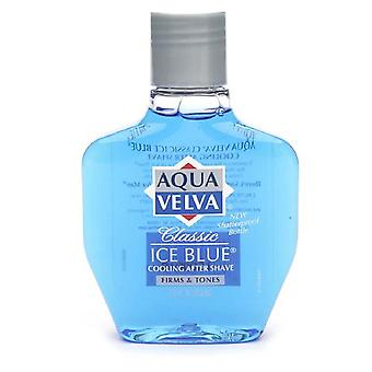 Aqua velva classic ice blue after shave, 3.5 oz