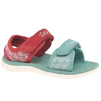 Clarks Surfing Sea T Mermaid Girls Infant Sandals