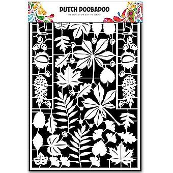 Dutch Doobadoo Dutch Paper Art - autumn A5 472.948.027