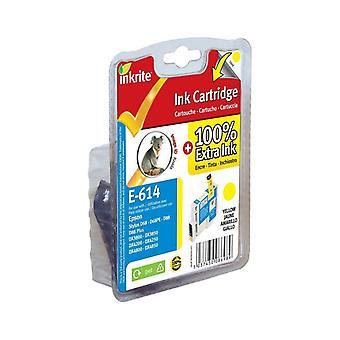 Inkrite NG Printer Ink for Epson D68 D88 DX3800 DX4800 - T061440 Yellow (Koala)