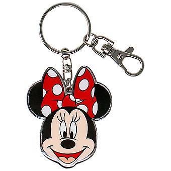 Disney Mimmi Mus Head Tenn Nyckelring