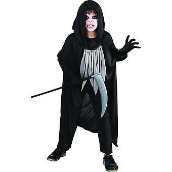 Halloween kind Reaper vermomming