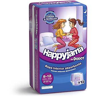Dodot Happyjama Size 8-12 Girl 13 Units (Baby & Toddler , Diapering , Diapers)