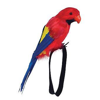 Papuga. Pióro nadgarstka