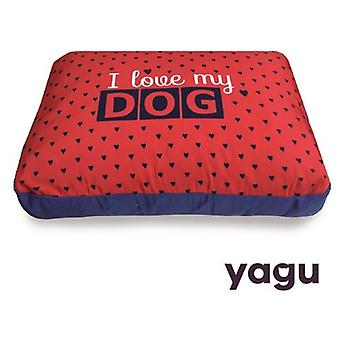 Yagu Colchón Happy Corazones (Dogs , Bedding , Matresses and Cushions)