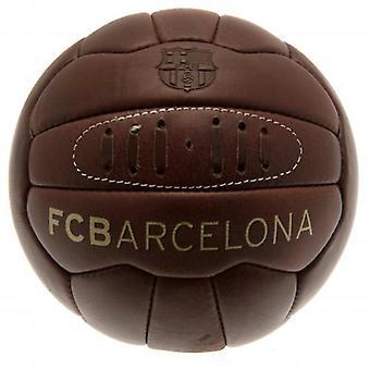 Barcelona Retro Heritage Football