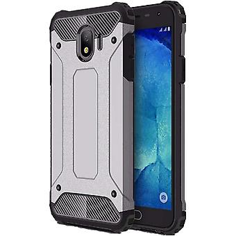 Samsung Galaxy J4 - extremely shock-resistant shell/armor case