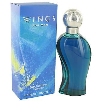 Vleugels Keulen door Giorgio Beverly Hills EDT/Cologne Spray 100ml
