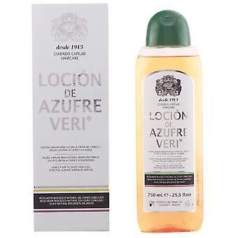Intea Veri Sulfur Lotion Bottle.
