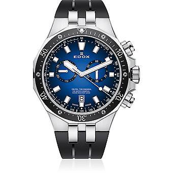 Edox - Wristwatch - Men - Dolphin - Chronograph - 10109 3CA BUIN