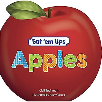 Eat 'em Ups Apples by Gail Tuchman - 9780486825083 Book