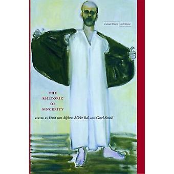 The Rhetoric of Sincerity by Ernst van Alphen - 9780804758277 Book