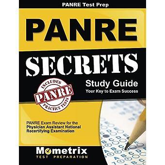 Panre Prep Review - Panre Secrets Study Guide - Panre Review for the Ph