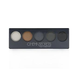 Cinema Secrets Ultimate Eye Shadow 5 In 1 Pro Palette - # Smokey Collection 10g/0.35oz