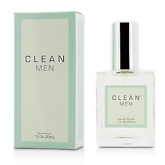 Clean Men Eau De Toilette Spray 30ml/1oz