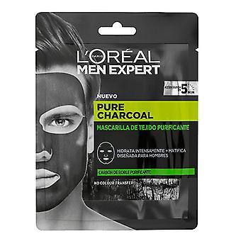 Facial Mask Pure Charcoal L'Oreal Make Up