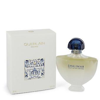 Shalimar Souffle De Lumiere Eau De Parfum Spray By Guerlain 1.6 oz Eau De Parfum Spray