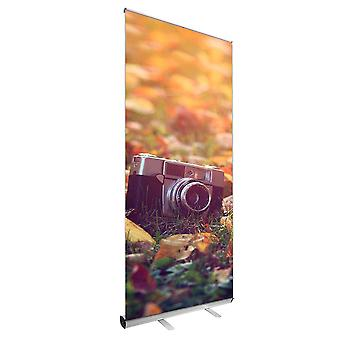 """Yescom Portable Trade Show Retractable Roll Up Aluminum 40""""x79"""" Banner Stand with Carrying Bag"""