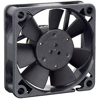 EBM Papst 512F Axial fan 12 V DC 18.5 m³/h (L x W x H) 50 x 50 x 15 mm