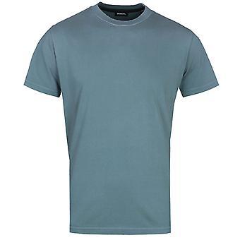 Diesel T-Joey Brok Maglietta Dusty Green T-Shirt