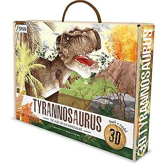 The Age of Dinosaurs - 3D Tyrannosaurus by Irena Trevisan - 978883030