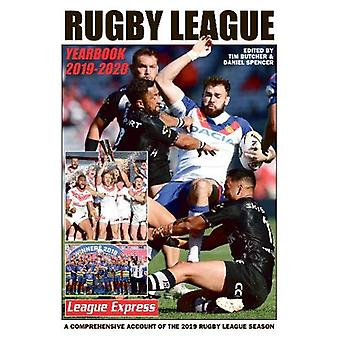 Rugby League Yearbook 2019 - 2020 - A Comprehensive Account of the 201