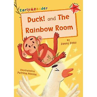 Duck! and The Rainbow Room - (Red Early Reader) by Jenny Jinks - 97818