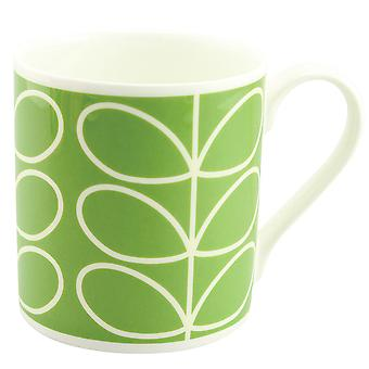 Orla Kiely haste Linear grande verde