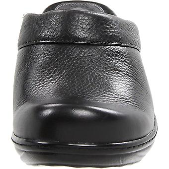 SoftWalk Women's Shoes Murietta Leather Closed Toe Mules