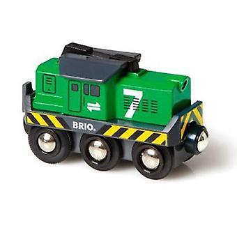 BRIO frakt batteri motor 33214 for tre togsett