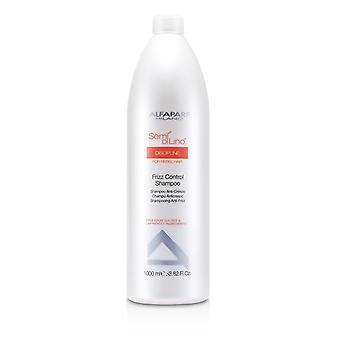 Semi di lino discipline frizz control shampoo (for rebel hair) 167269 1000ml/33.82oz