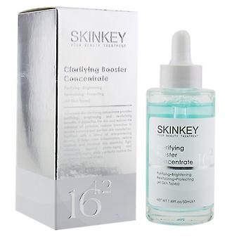 SKINKEY Treatment Series Clarifying Booster Concentrate  (All Skin Types) - Purifying, Brightening, Revitalizing & Protecting 50ml/1.69oz
