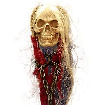 Chained Skull