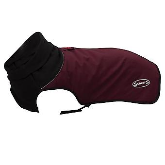 Scruffs thermische gewatteerde Dog jas