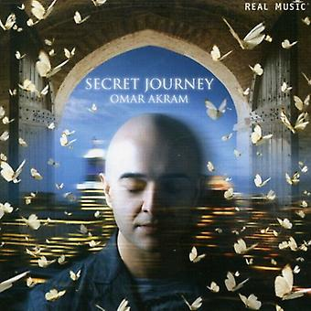 Omar Akram - Secret Journey [CD] USA import