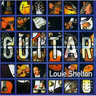 Louie Shelton - Guitar [CD] USA import