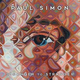 Paul Simon - Stranger to Stran(LP [Vinyl] USA import