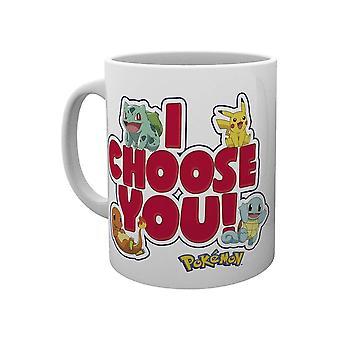 Pokémon, Mugg - I Choose You Nr. 2