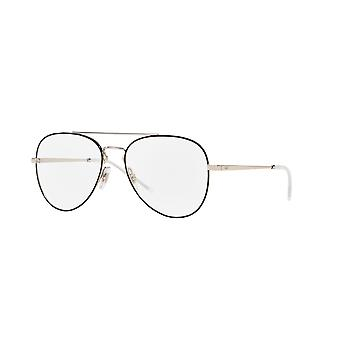 Ray-Ban RB6413 2983 Silver-Top Black Glasses